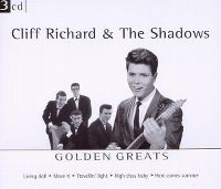 Cover Cliff Richard & The Shadows - Golden Greats [3CD]